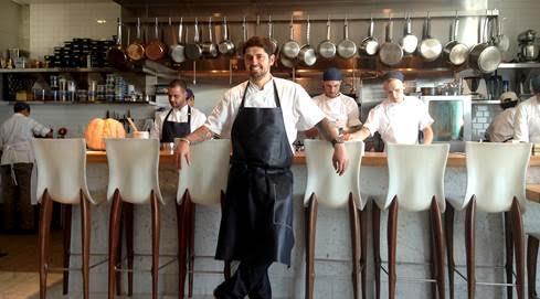 Chef Ludo at Trois Mec! Courtesy Photo