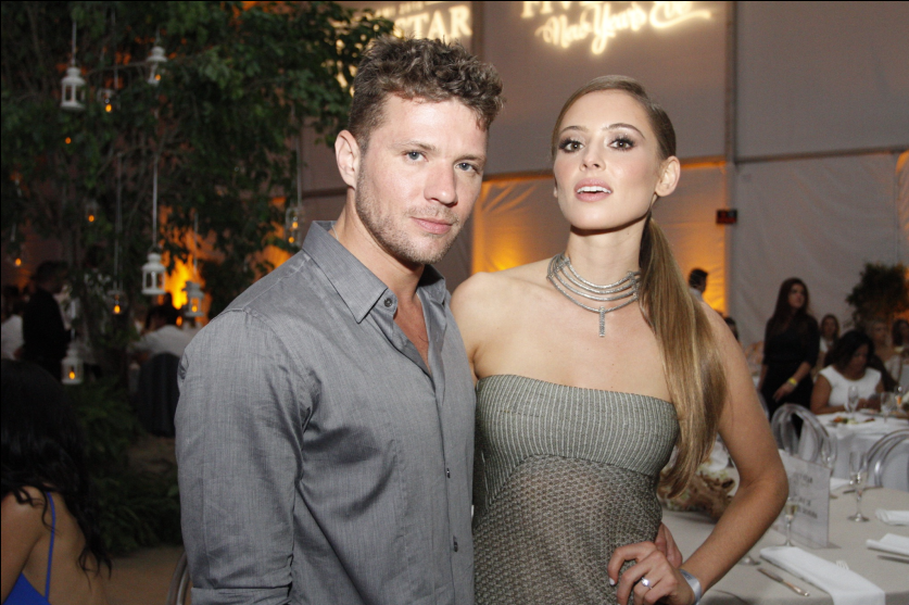 Newly Wed Couple Ryan Phillippe and Paulina Slagter! Photo Credit: Talqual Films