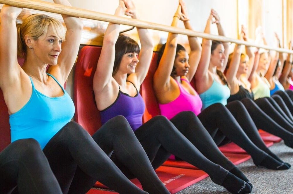 Learn to Barre Month at Pure Barre! Courtesy Photo