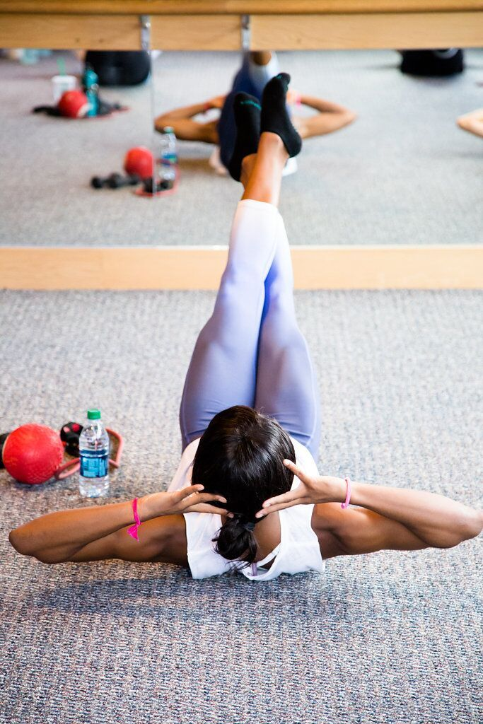 Get a Jumpstart on Your Fitness Goals by Joining Pure Barre with Learn to Barre Month! Courtesy Photo
