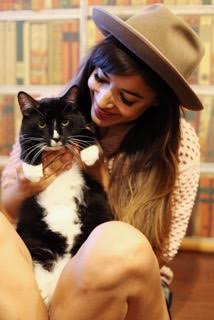 Actress and Animal Rights Activist Hannah Simone will Host the 4th Catdance Film Festival! Courtesy Photo