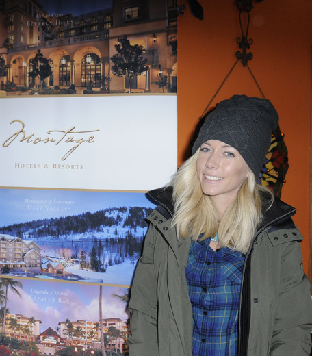 Kendra Wilkinson at Sundance 2016! Photo Credit: Vivien Best/Getty Images