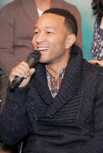 Executive Producer and Academy Award-winner John Legend. Courtesy Photo