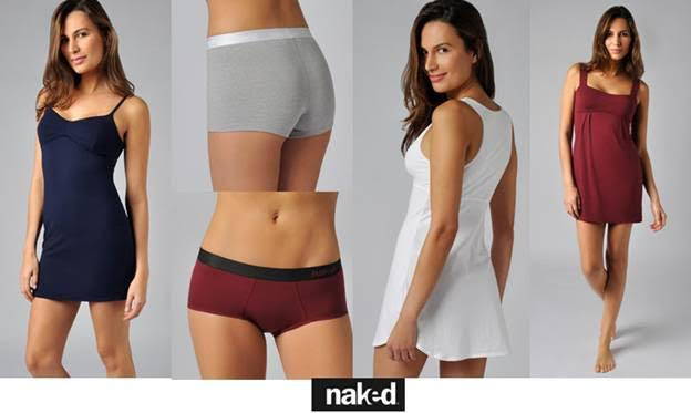 Get Naked with Your Loved One This Valentines Day! Courtesy Photo
