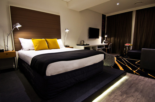 Effortless Living at The Ovolo Hotel! Courtesy Photo