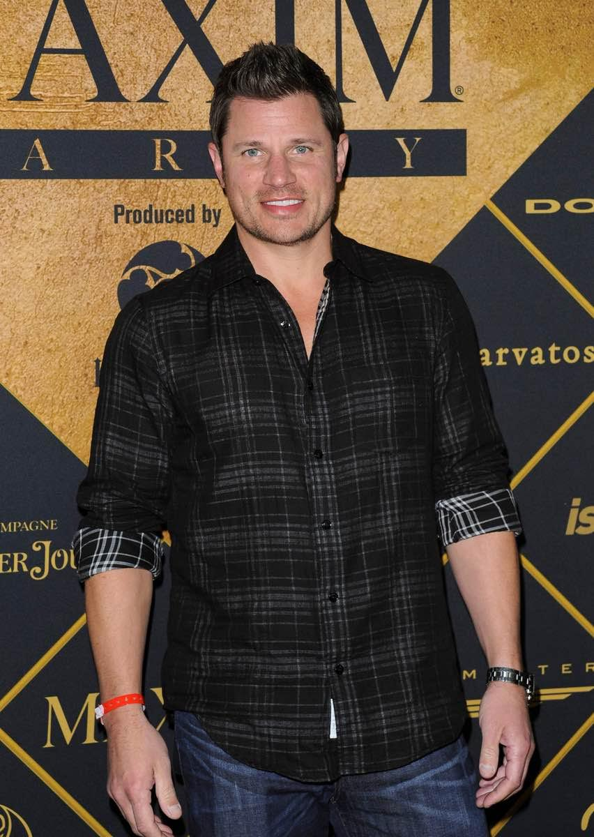 Nick Lachey kept it casually cool at The 2016 MAXIM Party (produced by Karma International) with Bootsy Bellows powered by Dodge on Treasure Island in San Francisco. Photo Credit: Michael Bezjian