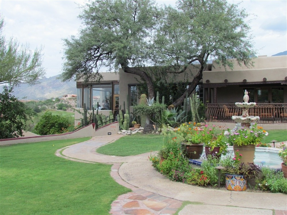 A Quick Glimpse of Hacienda Del Sol. Courtesy Photo