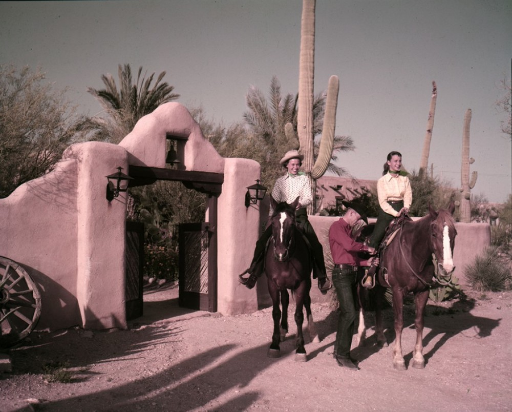 A Flashback of Hacienda Del Sol. Courtesy Photo