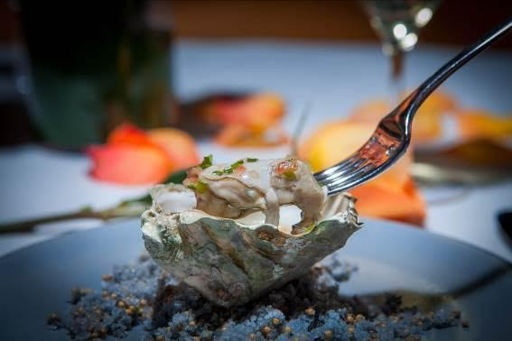 Fine Dining at Esterel! Courtesy Photo