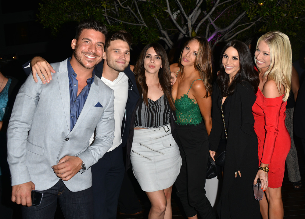 The Cast of Vanderpump Rules Attend OK! Magazine So Sexy LA Party. Courtesy Photo