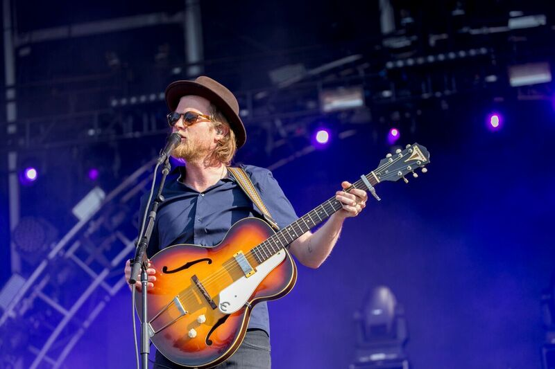 Hard to Not Fall in Love With The Lumineers! Photo Credit: BottleRock Napa Valley/Latitude 38 Entertainment