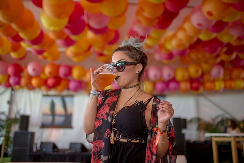 The Fashion! Photo Credit: BottleRock Napa Valley/Latitude 38 Entertainment