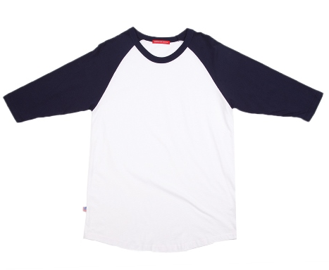American Made Supply Company Baseball Tee - $32.00