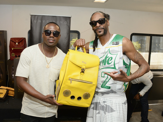 A Top Item at the Suite - WizPak. Photo Credit: Getty Images for BET