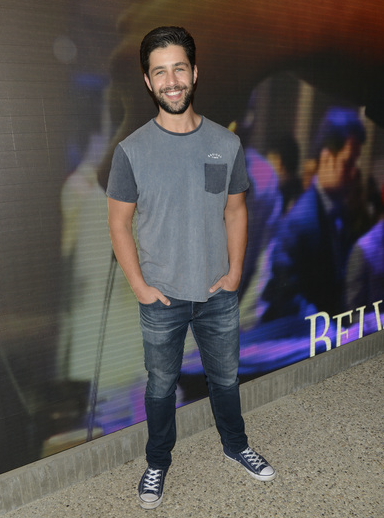 Josh Peck  attends the 2016 ESPYs Talent Resources Sports Luxury Lounge powered  by  RNL Let Loose.  Photo Credit: Getty Images for Talent Resources.