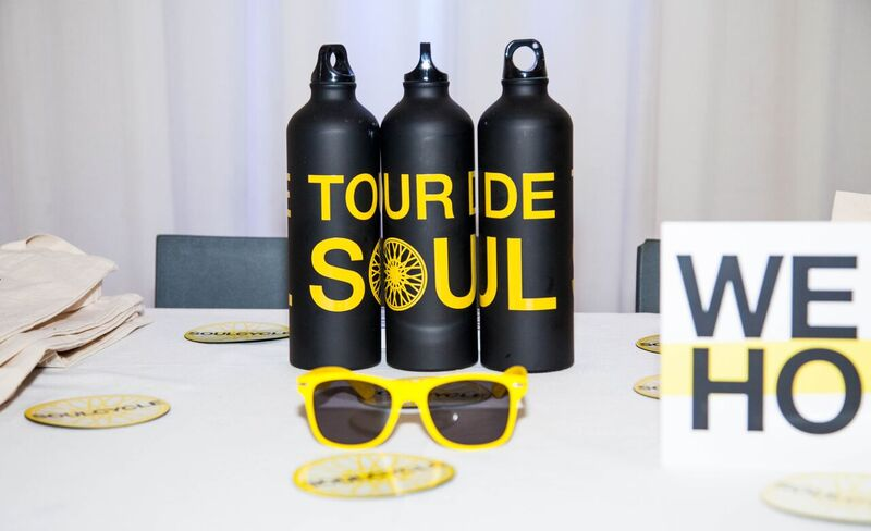 Find Your 'Soul' with Soul Cycle! Photo Credit: @bellamarieadams
