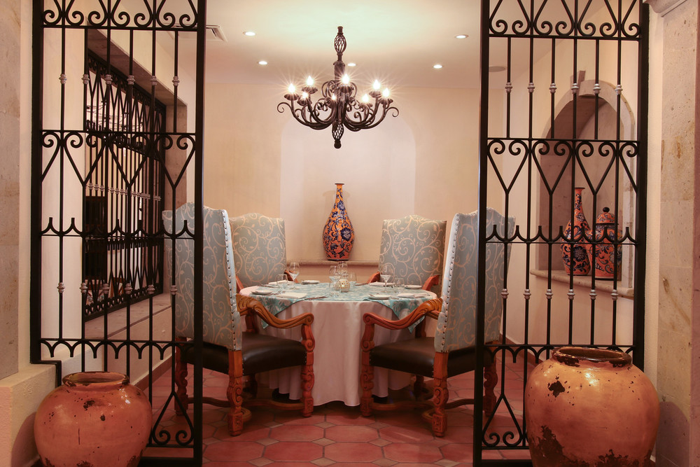 Have Dinner at Tapanco! Photo Courtesy of Casa Del Mar