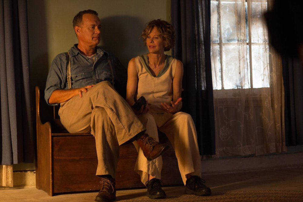 Meg Ryan and Tom Hanks Join Forces on The Big Screen Years After 'You've Got Mail'. Courtesy Photo