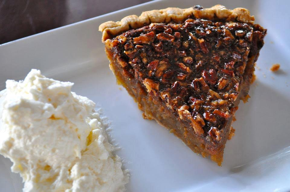 Even If You're Not The Biggest Pecan Pie Fan. This Rendition Will Change Your Mind. AMAZING! Courtesy Photo