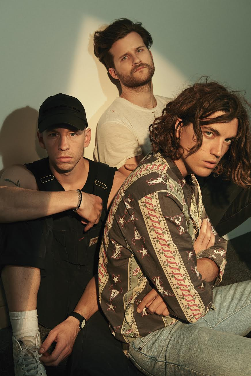 Highly Streamed on Spotify! The Talent From LANY Spans From Coast to Coast. Photo Credit: Alessio Boni