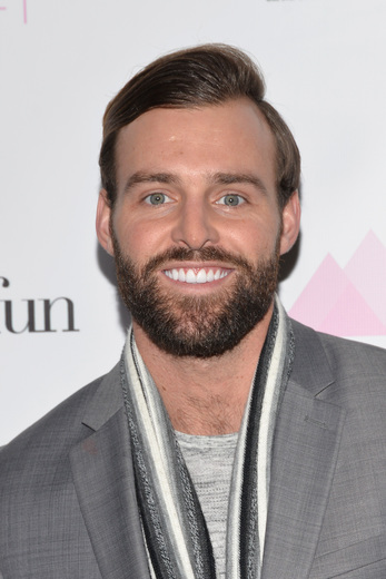 "Reality television personality Robby Hayes attends ""The Bachelor"" Charity Premiere Party in support of SheLift and Globe-athon at Sycamore Tavern on January 2, 2017 in Los Angeles, California. Photo by Michael Tullberg/Getty Images."