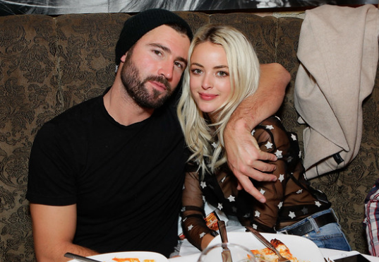 Brody Jenner and fiance Kaitlynn Carter picked up American Made Supply Co beanies  at ChefDance 2017 sponsored by Sysco, Park City, Utah. Photo Credit: Jordan Kartchner