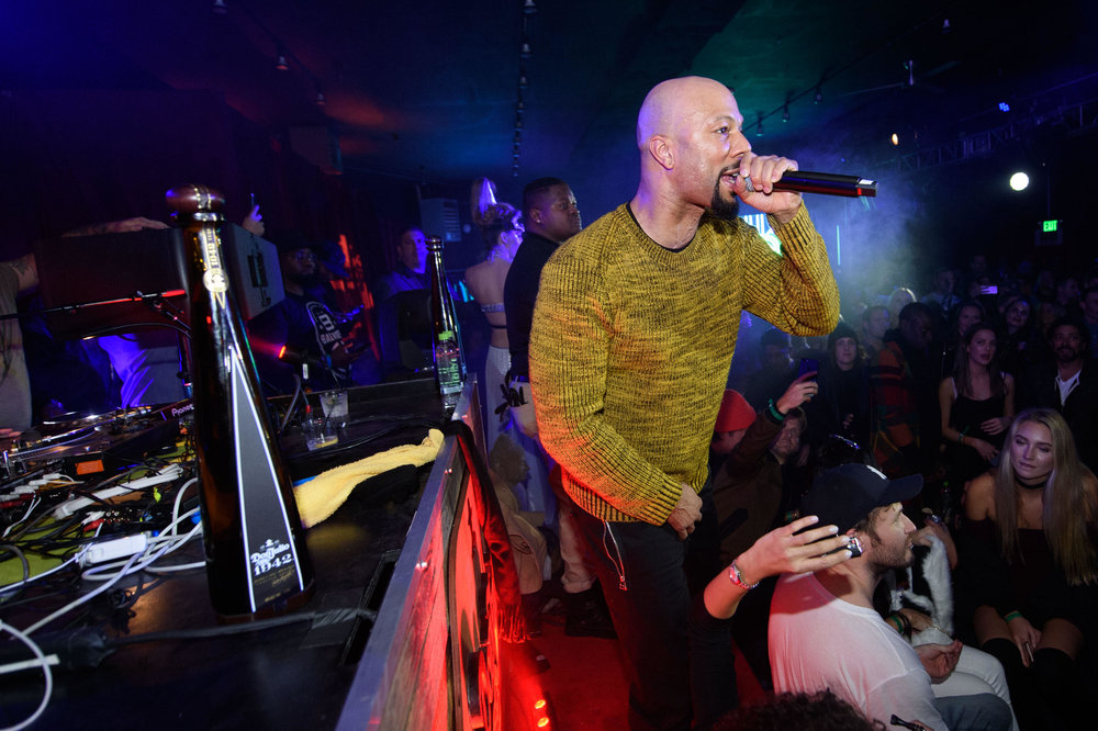 "Common Made a Surprise Performance of Hits, ""Go"" and Freestyled to Kanye West's ""Fade."" Courtesy Photo"