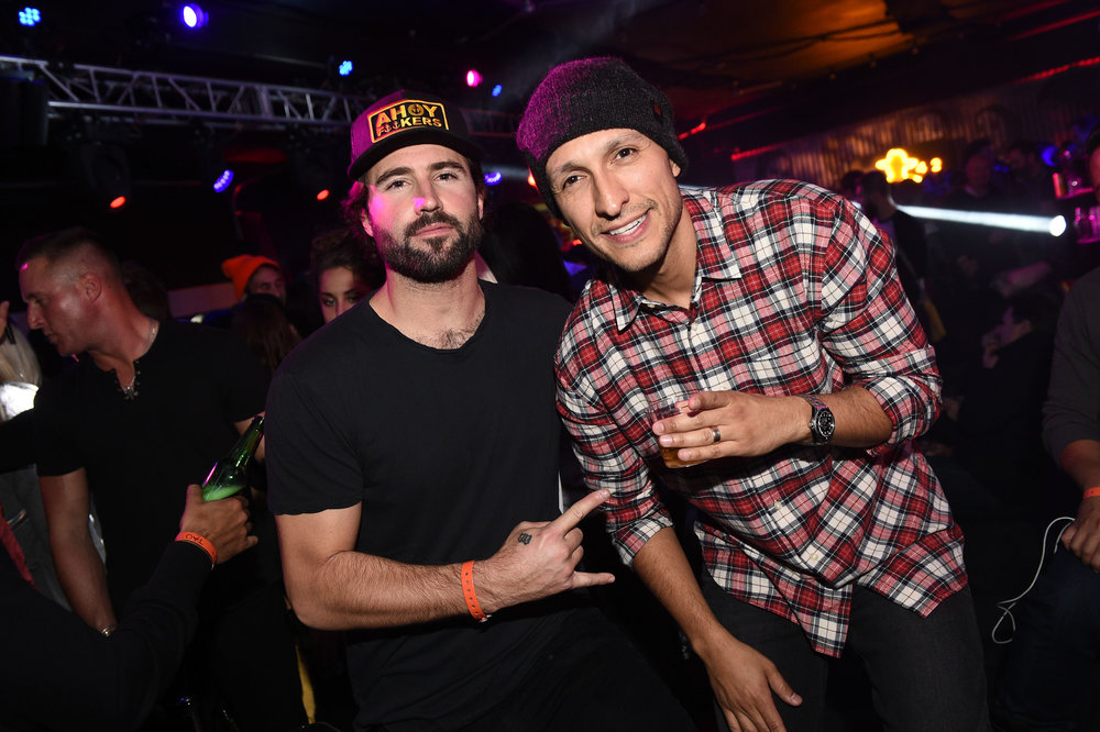 Brody Jenner Made an Appearance at TAO Park City on Friday Night! Courtesy Photo