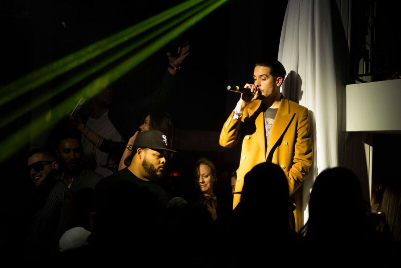 G-Eazy performed a few of his top hits! Photo Credit: Krave Studios