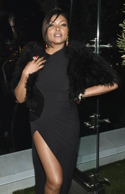 Taraji P. Henson SLAYED Saturday Evening! Photo Credit: Michael Bezjian | Getty Images for Primary Wave