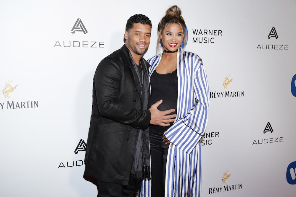 Ciara and Seahawks Quarterback, Russell Wilson, Enjoyed a Nice Date Night and Celebration! Photo Credit:Rémy Martin