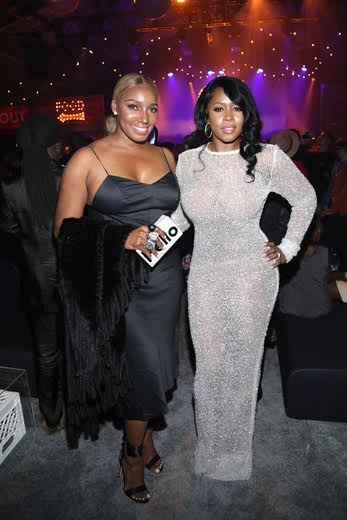 NeNe Leakes with the Female MC and Member of Terror Squad Remy Ma. Photo Credit:Rémy Martin