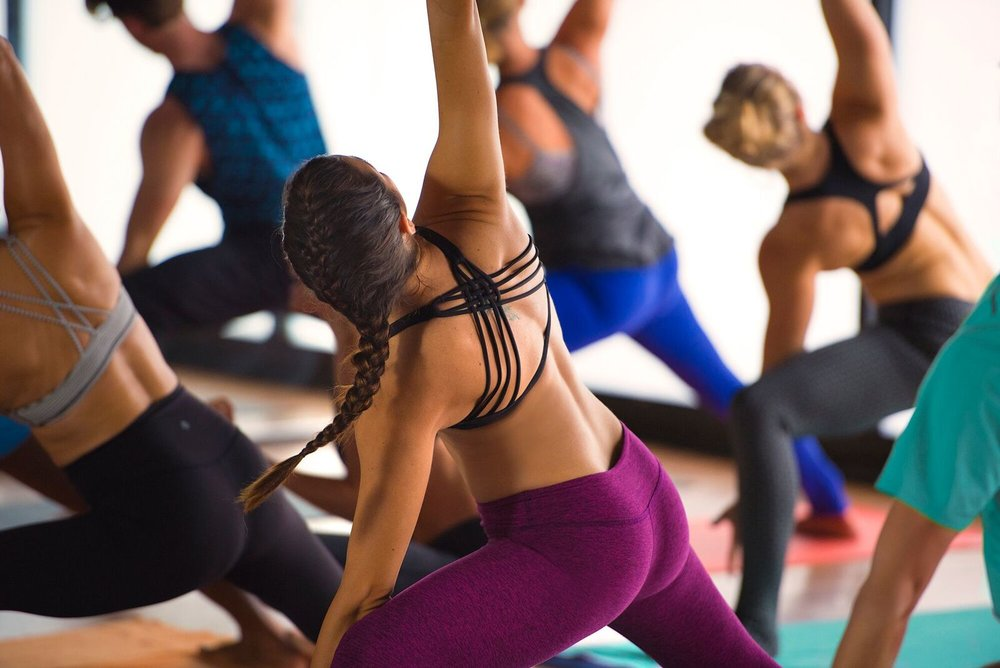 CorePower Yoga Creates a Workout For Your Mind, Body, and Spirit. Courtesy Photo