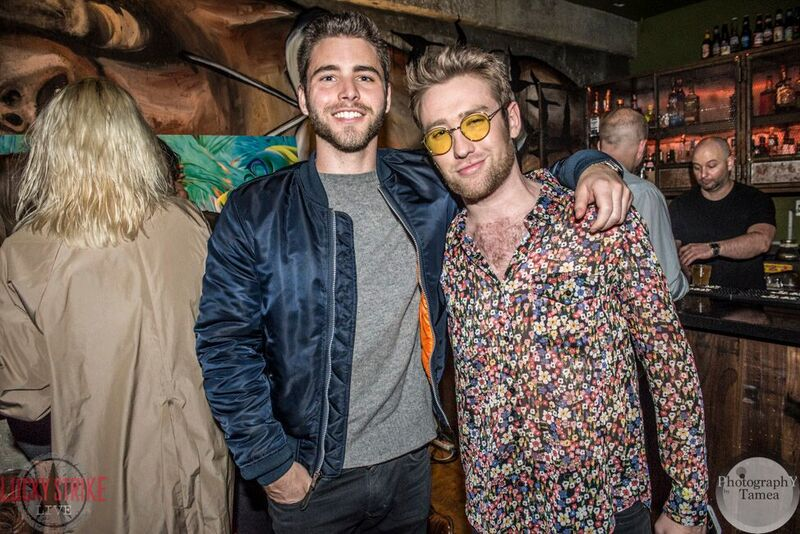 Jack Buckley and Drew Mac Also Attended the Event! Courtesy Photo