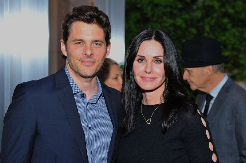 James Marsden and Courtney Cox Attend The UCLA Institute of the Environment and Sustainability Annual Gala! Photo Credit: Vince Bucci