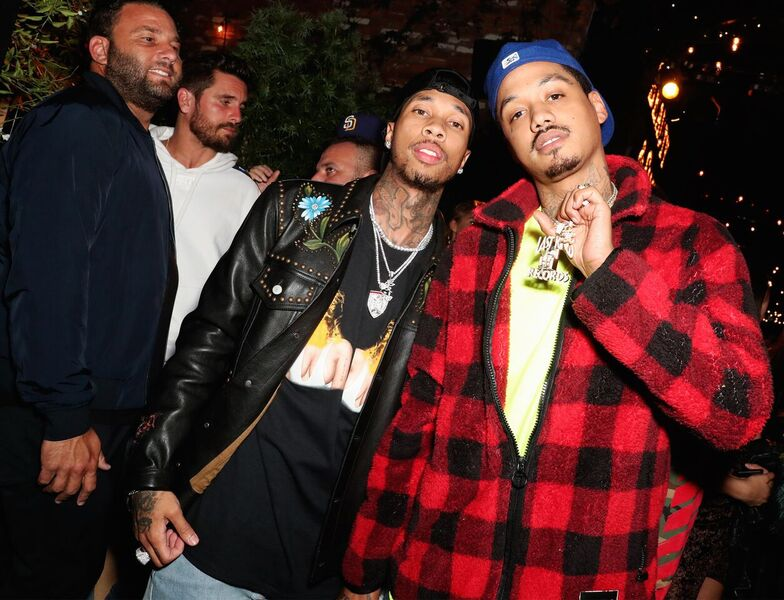 Tyga Enjoyed a Night on the Town! Photo Credit: Chelsea Lauren