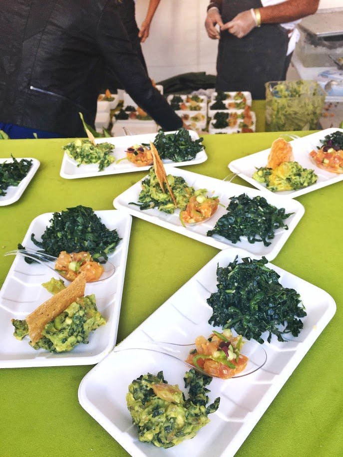 So Many Delicious Options at The Masters of Taste! Photo Credit: Kimlai Yingling/EatinAsian.com