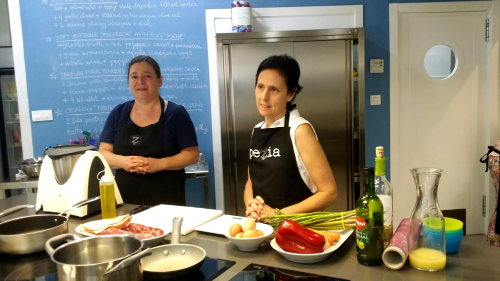 The Cooking Class at Espezia is a Great Way to Familiarize Yourself With The Regions Culinary Influences.