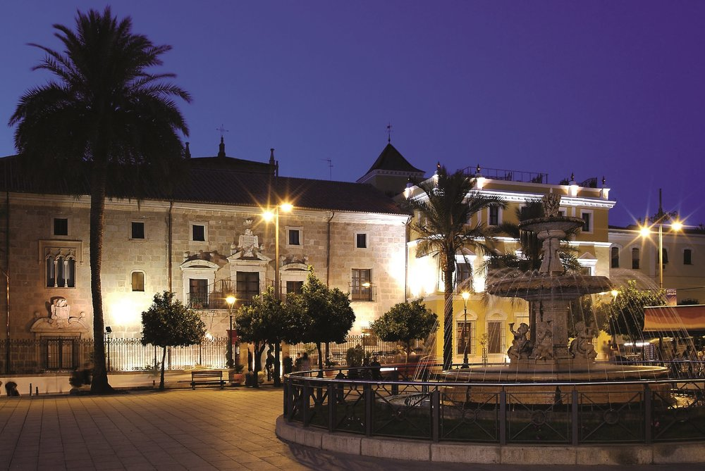 Hotel Merida Palace! Photo Credit: Courtesy of Extremadura Tourism