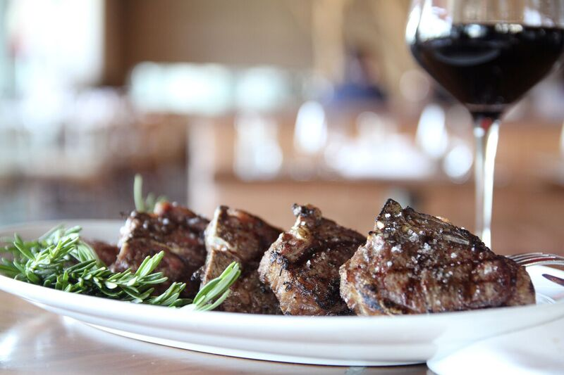 Colorado Lamb T-Bones - A Nice Addition to the Menu!  Photo Credit: Innovative Dining Group