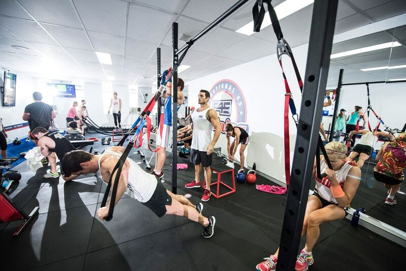 Obtain Your Ideal Body with F45 Training! Courtesy Photo