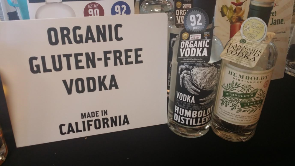 Humboldt Distillery Showcased its Latest!