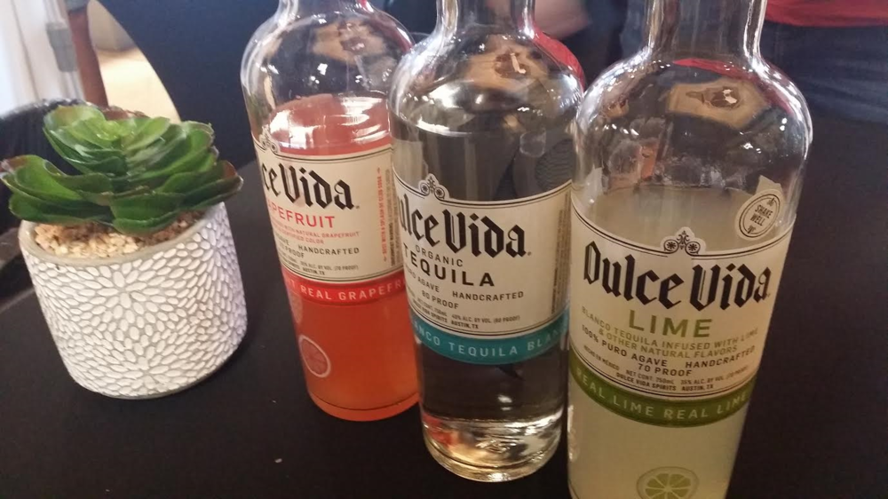 DulceVida Tequila is Everything You Could Ask For! The Infused Cocktails Are Great Over Ice!
