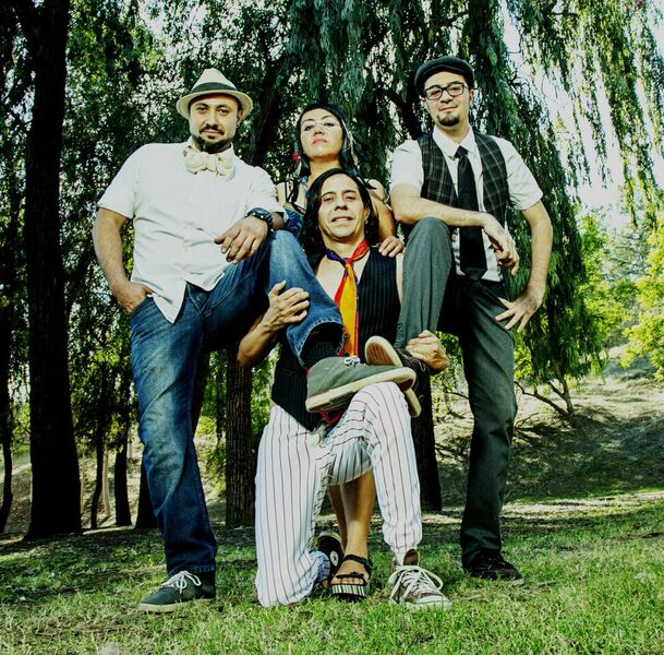 "Alarma Recently Released Their Latest EP, ""World Ignition."" Courtesy Photo"