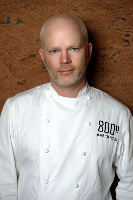 Corporate Executive Chef Anthony Carron of 800 Degrees. Photo Credit: Alen Lin