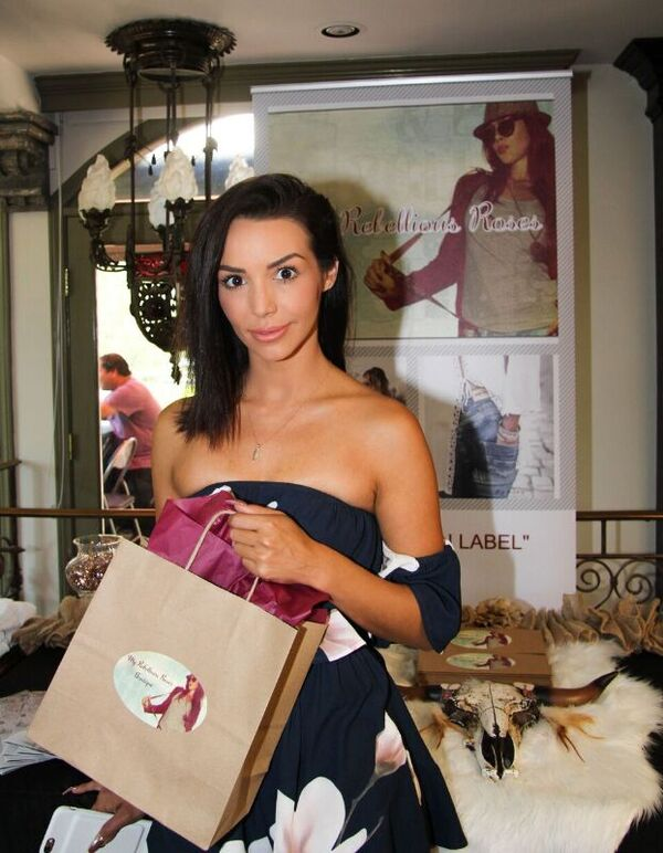 Scheana Marie Loved The Items From My Rebellious Roses! Courtesy Photo