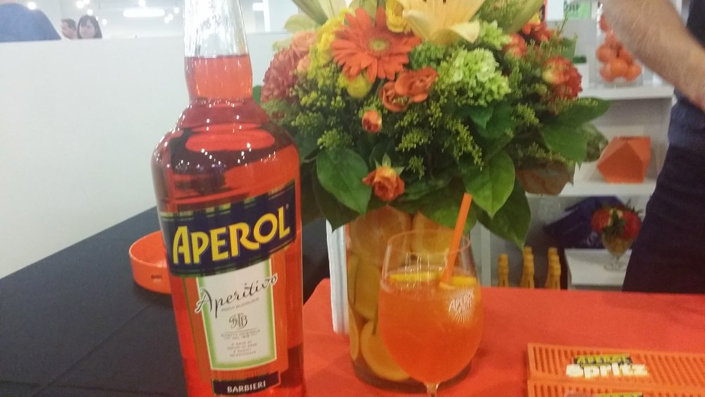 Aperol Spritz is The Drink of Choice for Many in Europe!