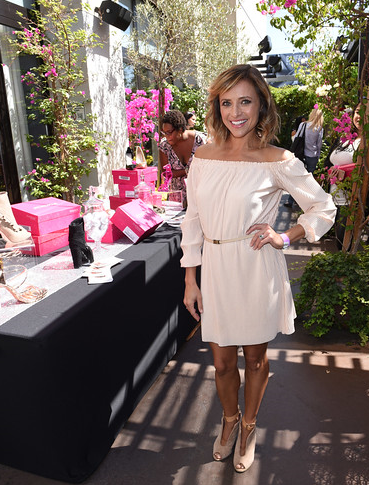 Actress, Christine Lakin spoke at UniCon LA. Photo Credit: Michael Bezjian