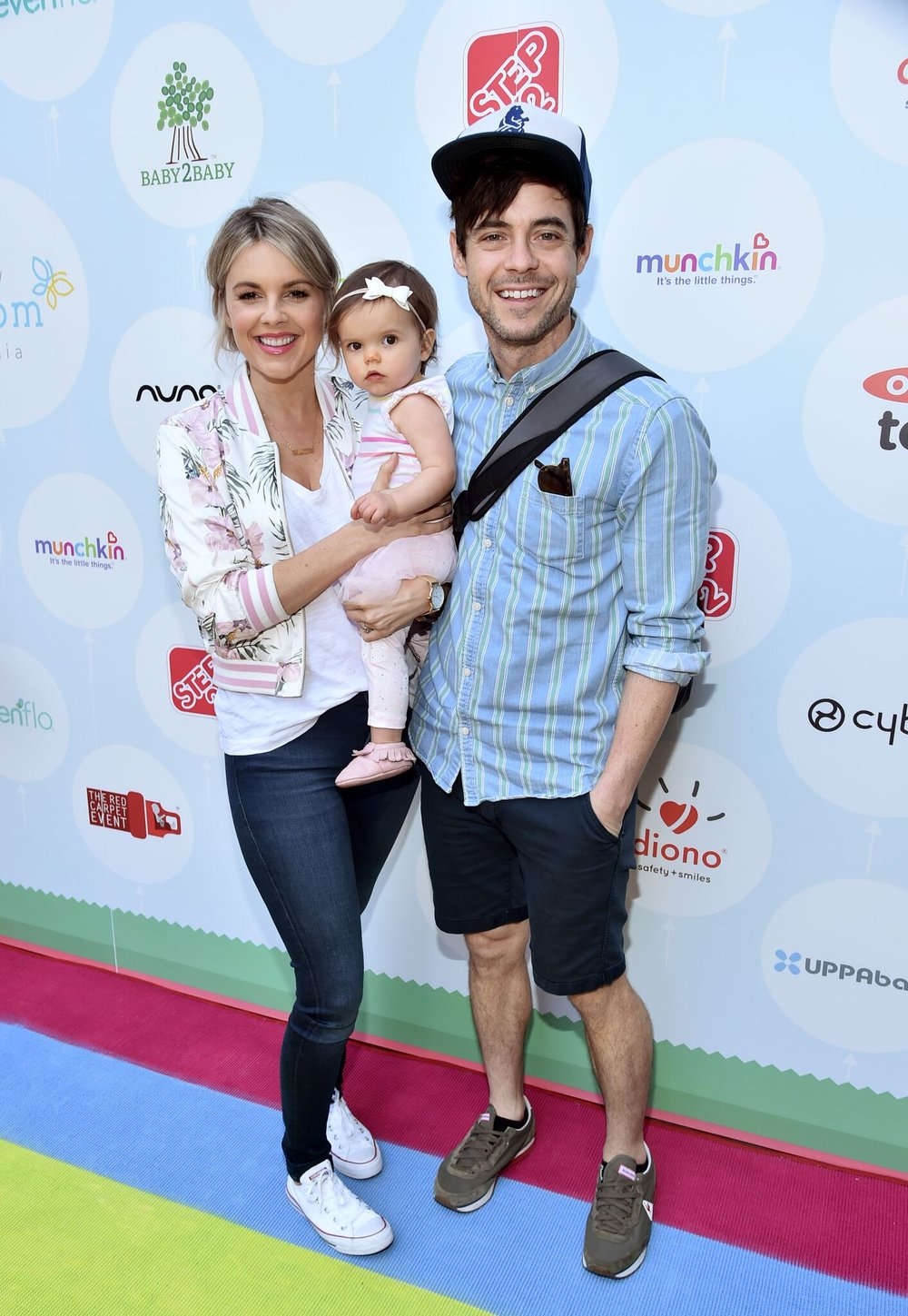 Ali Fedotowsky Brought Her Family and Adorable Daughter to the Event! Photo Credit: Stefanie Keenan
