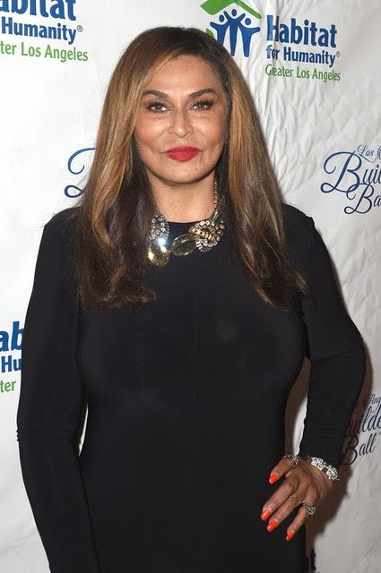 Tina Knowles-Lawson attends the Habitat LA 2017 Los Angeles Builders Ball at The Beverly Hilton Hotel. Photo Credit: Joshua Blanchard/ Getty Images for Habitat For Humanity.